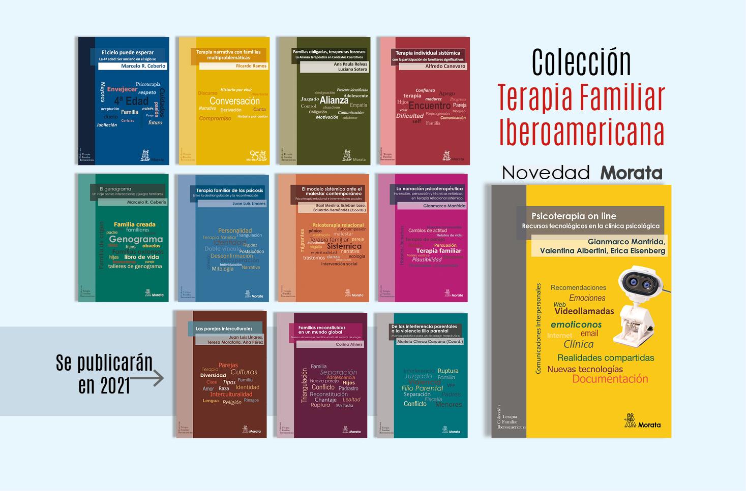 Colección Terapia Familiar iberoamericana